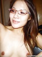 Asian amateur girlfriends homemade photos
